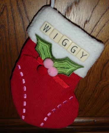 Wiggy, Ho Ho Ho